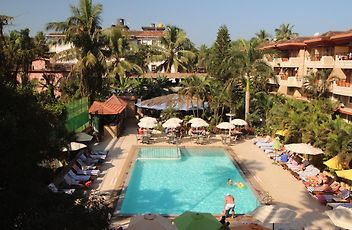 Hotels In Calangute Beach Goa
